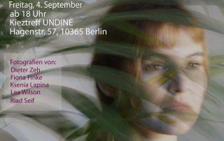 Kieztreff UNDINE Fotoworkshop Diana Juneck 2020