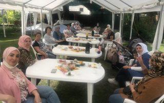 Frauentreff Alt-Lichtenberg Gartenfest