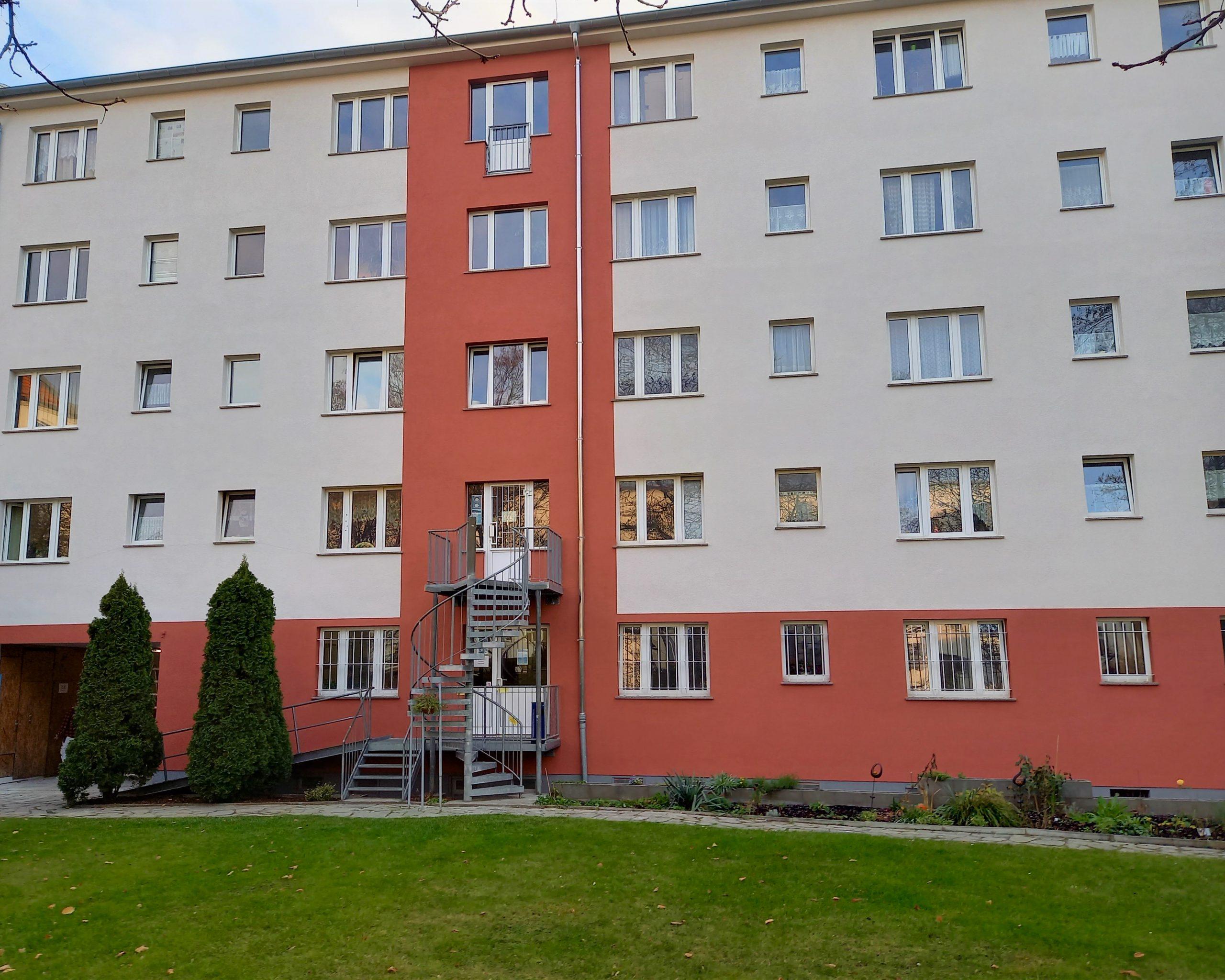 Hagenstraße 57 Gartenseite