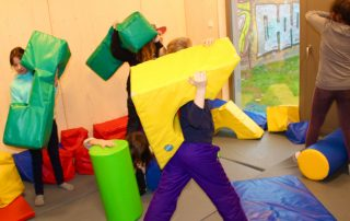 kids-OASE Bewegungsraum